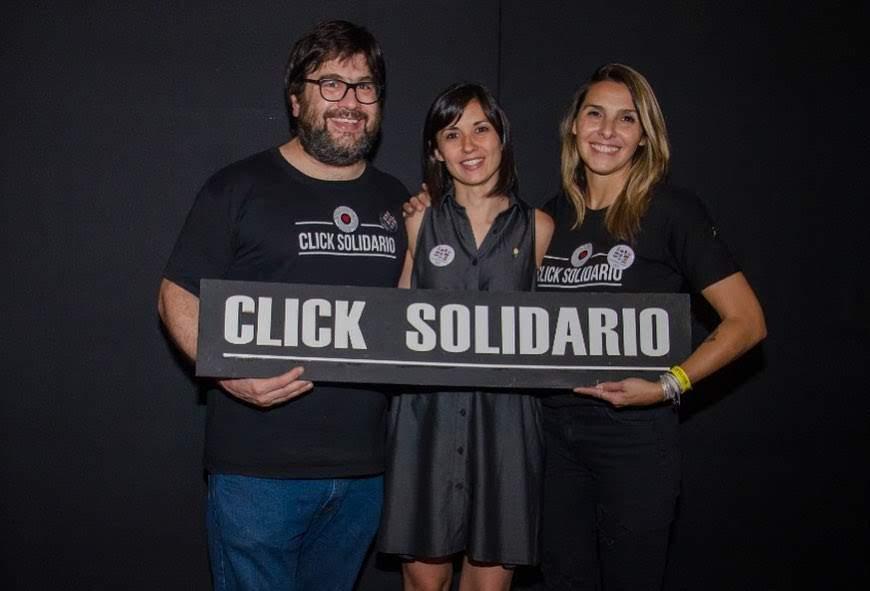Conferencia: Congreso Click Solidario Rosario