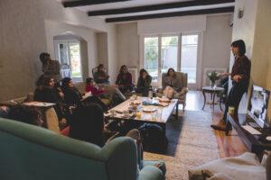 Cosas que pasan en el Workshop – Fotografía documental de familias