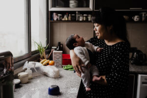 Documentar familias: ¿Cómo fotografiarlos sin conocerlos?