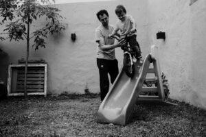 ¿Qué es la Fotografía documental de familias?